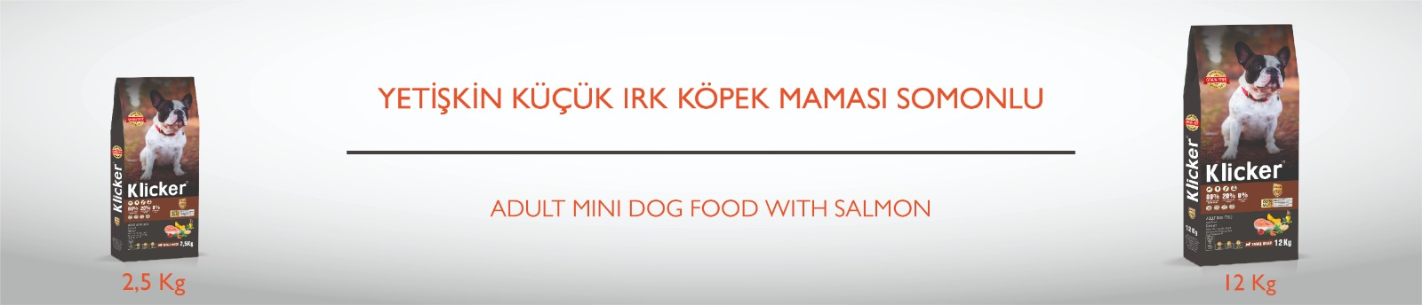 Adult Dog Food With Klicker Salmon